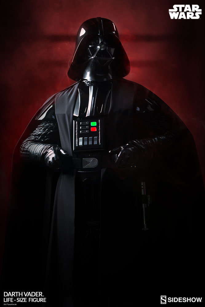 Sideshow Collectibles Darth Vader Life-Size Figure (2017) Star-w22