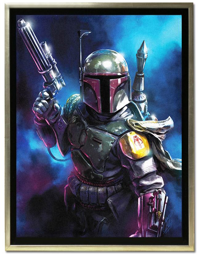 Artwork Star Wars Return of the Jedi - ACME From the Shadows Swrji710