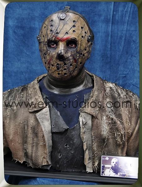 mon buste Jason (pour une commande) 1:1 8110
