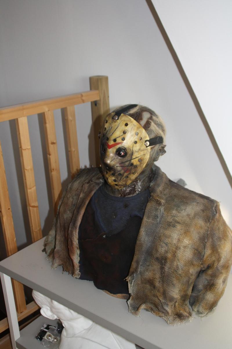 mon buste Jason (pour une commande) 1:1 Img_6410