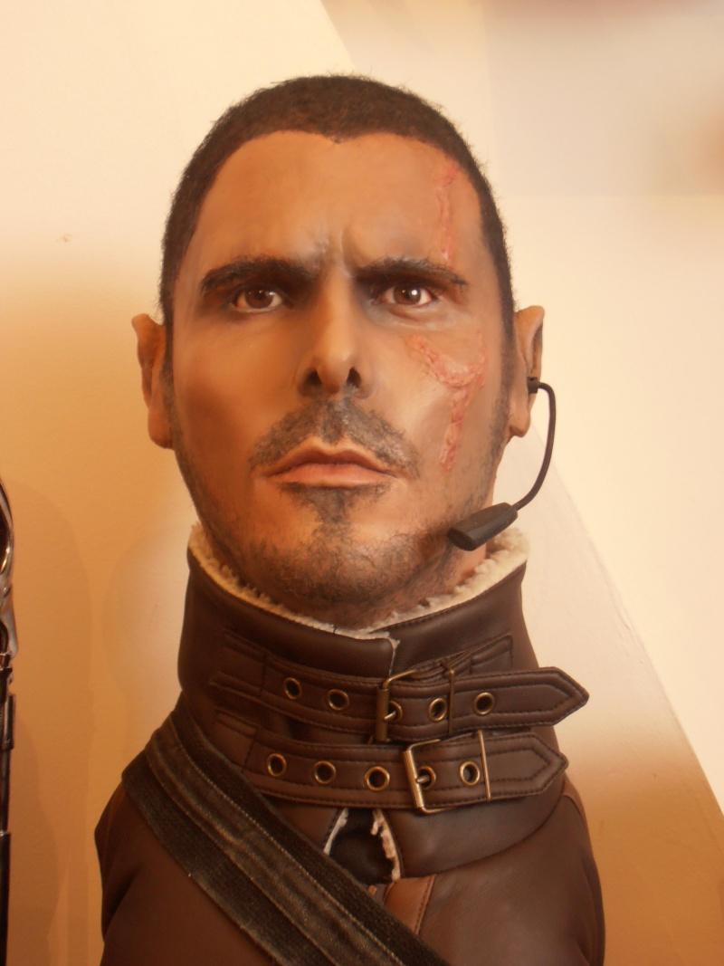 mon buste John Connor 1:1 Pb226310