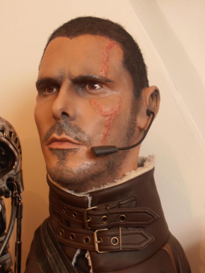 mon buste John Connor 1:1 Pb226311
