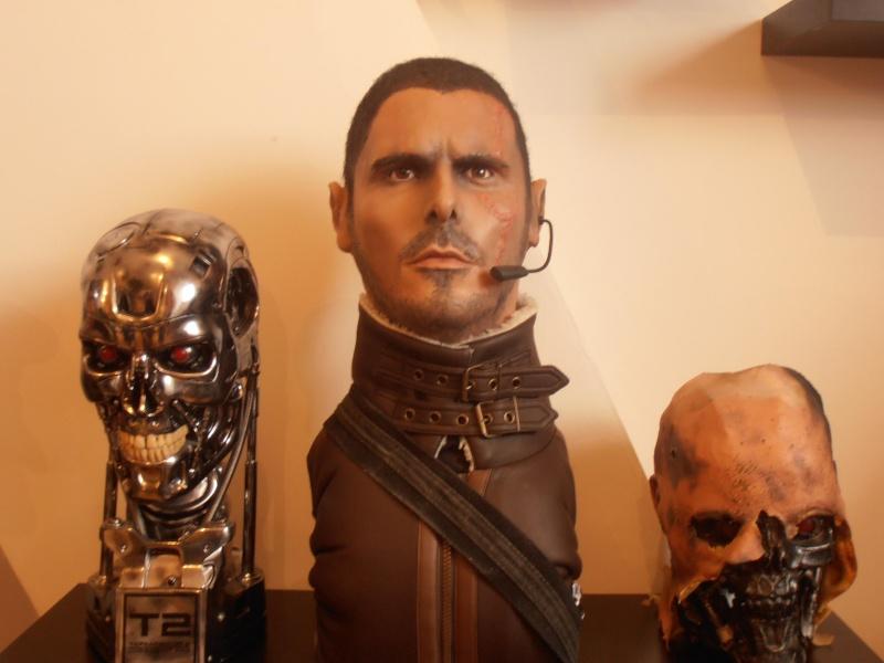 mon buste John Connor 1:1 Pb226410