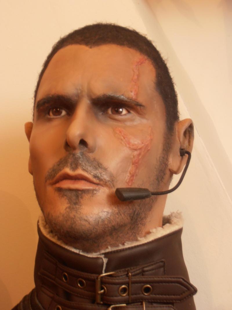 mon buste John Connor 1:1 Pb226411
