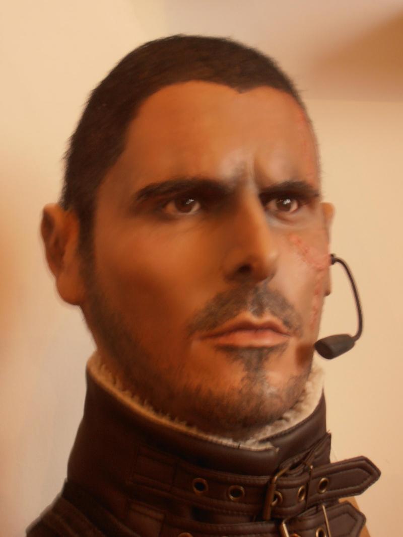 mon buste John Connor 1:1 Pb226412