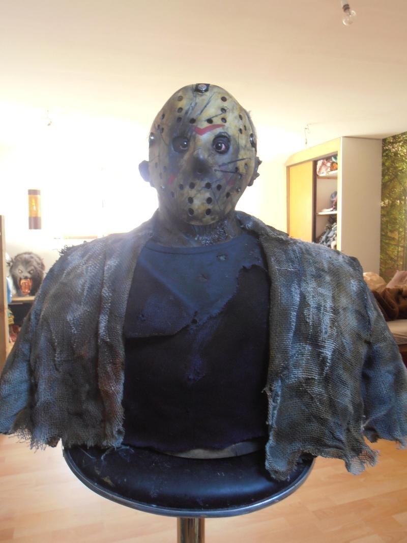 mon buste Jason (pour une commande) 1:1 Pc106410