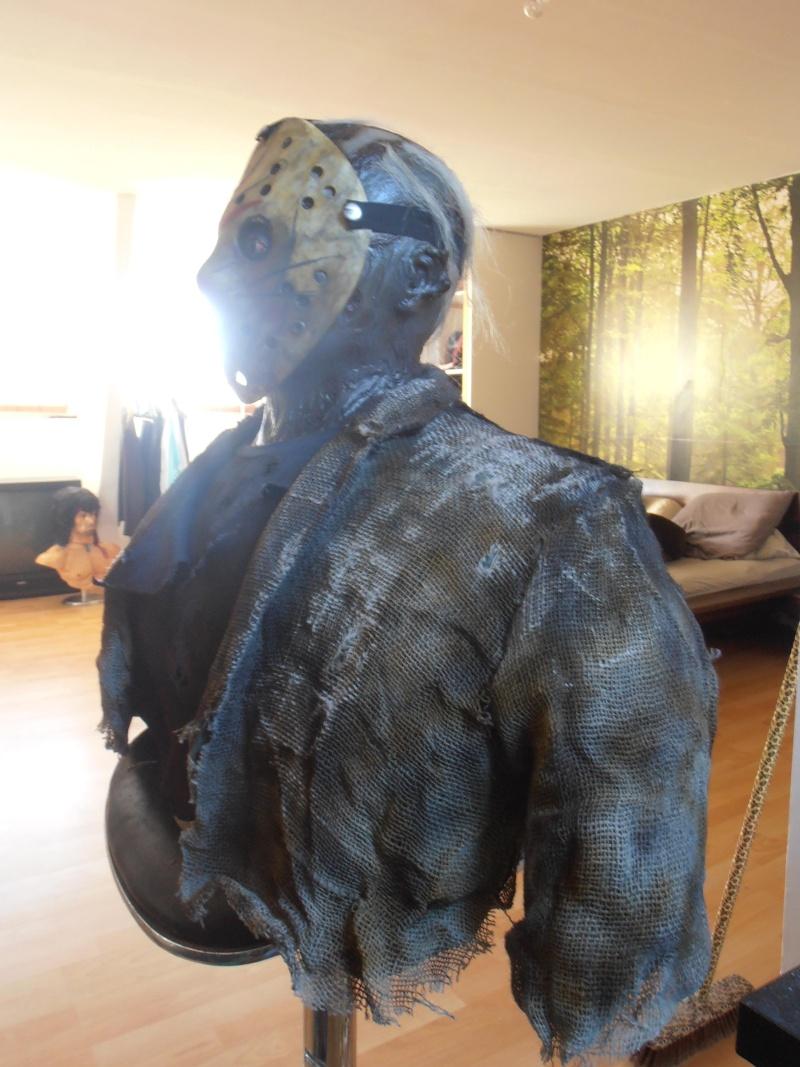 mon buste Jason (pour une commande) 1:1 Pc106411