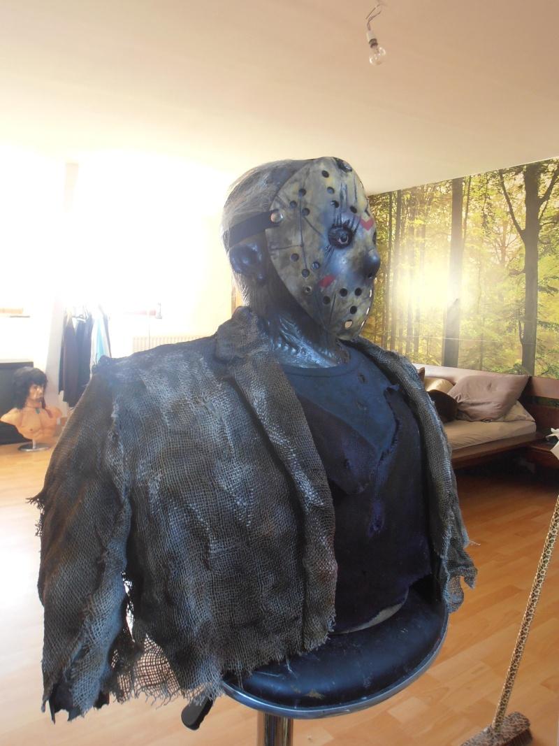 mon buste Jason (pour une commande) 1:1 Pc106412