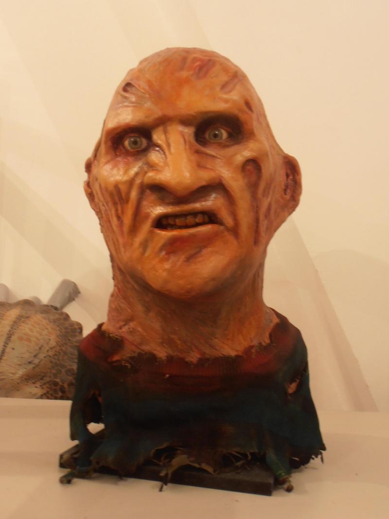 mon buste freddy krueger 1:1 (pour une commande) Pc146413