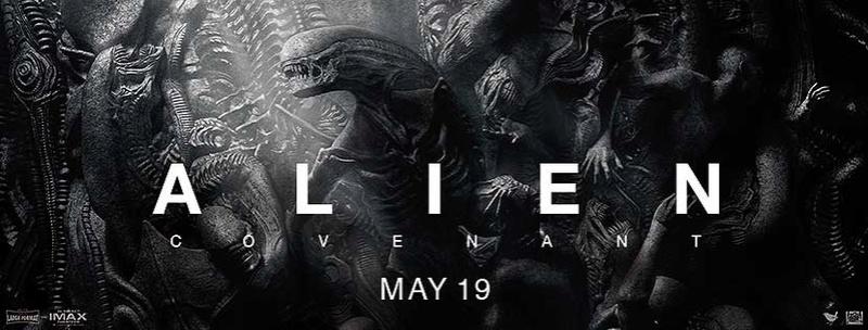 2017 - Alien Covenant - Ridley Scott Alien-10