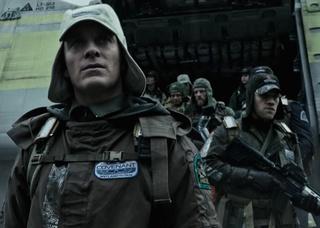 2017 - Alien Covenant - Ridley Scott Alien-11