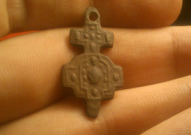 Médaille du XVIIème - Saint Sang de Weingarten (Allemagne) Dsc_2111