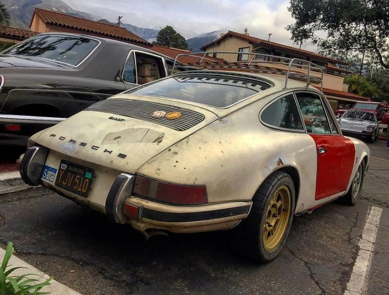 Photos de Porsche à restaurer - Page 39 16640510