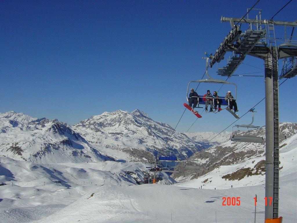 Recherche identification d'un TSF3 de Val d'Isère (glacier ? 90486510