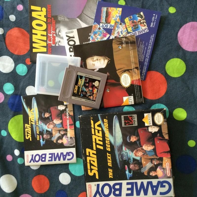 EST - Star Trek next generation game boy Image12