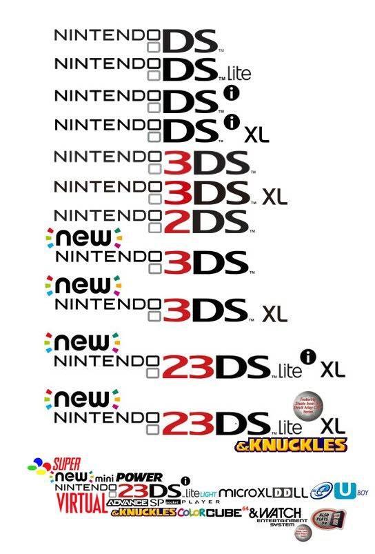 La New Nintendo 2DS XL 149$ et oui ils ont osé. ;-)  Image13
