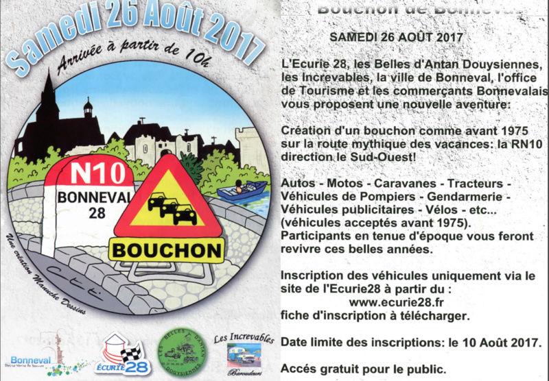 Traversée de Bonneval (28) 26 Aout 2017 Boucho10