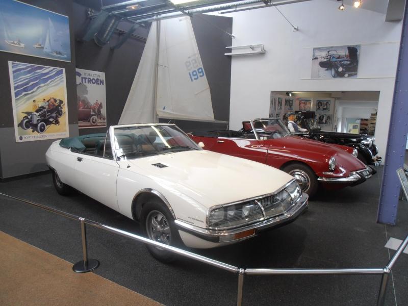 Expo Citroen au musée Matra 18/04 au 11/11- 2014 Citroe11