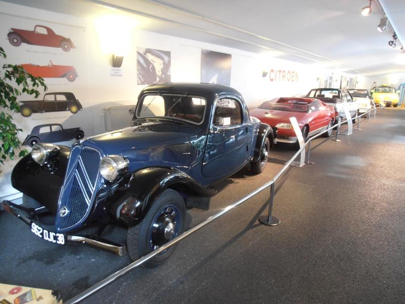 Expo Citroen au musée Matra 18/04 au 11/11- 2014 Citroe12