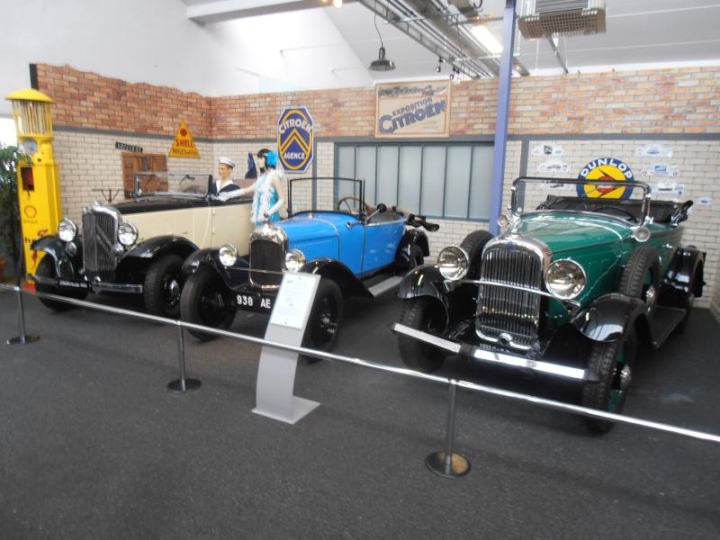 Expo Citroen au musée Matra 18/04 au 11/11- 2014 Citroe14