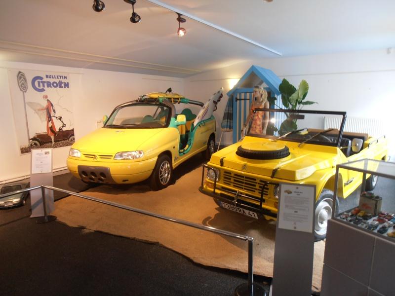 Expo Citroen au musée Matra 18/04 au 11/11- 2014 Citroe15