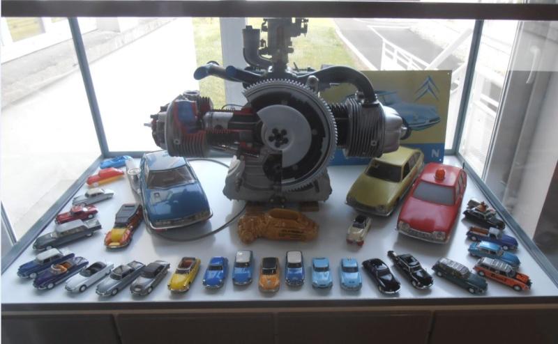 Expo Citroen au musée Matra 18/04 au 11/11- 2014 Citroe19