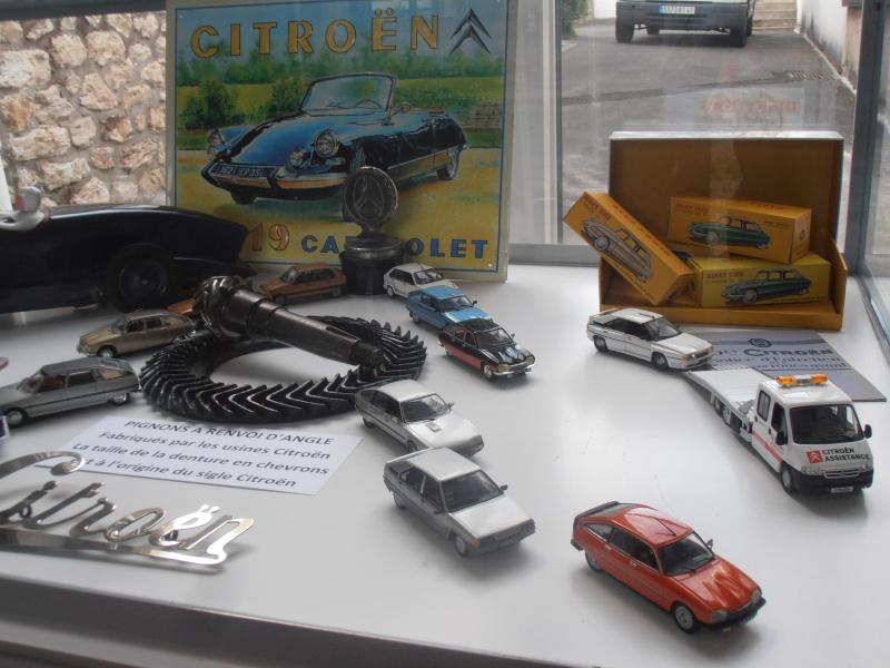 Expo Citroen au musée Matra 18/04 au 11/11- 2014 Citroe21