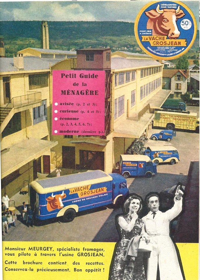Photos et cartes postale 2cv camionnette  - Page 6 La_vac10