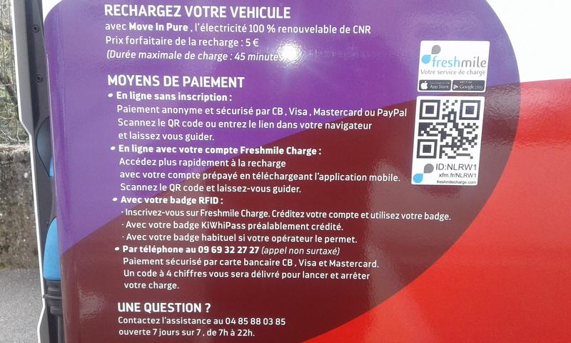 Station de recharge de la CNR à Bellegarde sur Valserine 20170315