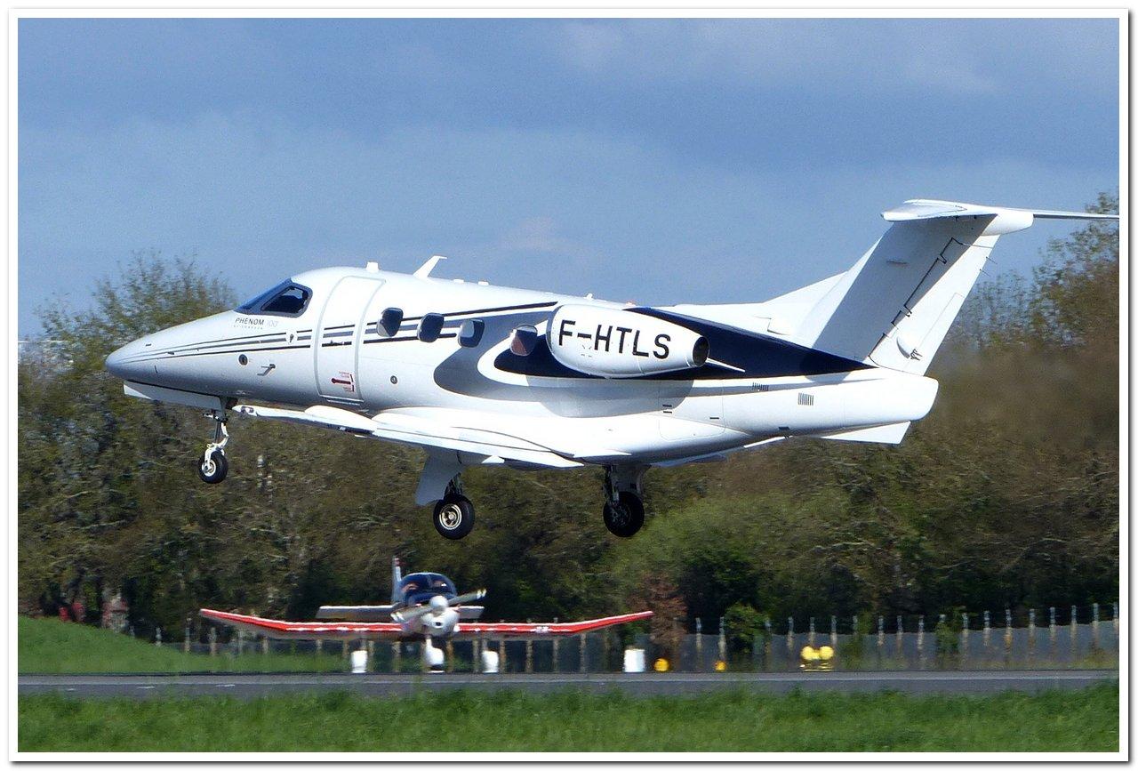 [BIZ JETS] L'Aviation d'Affaires de 2017...   Embrae10