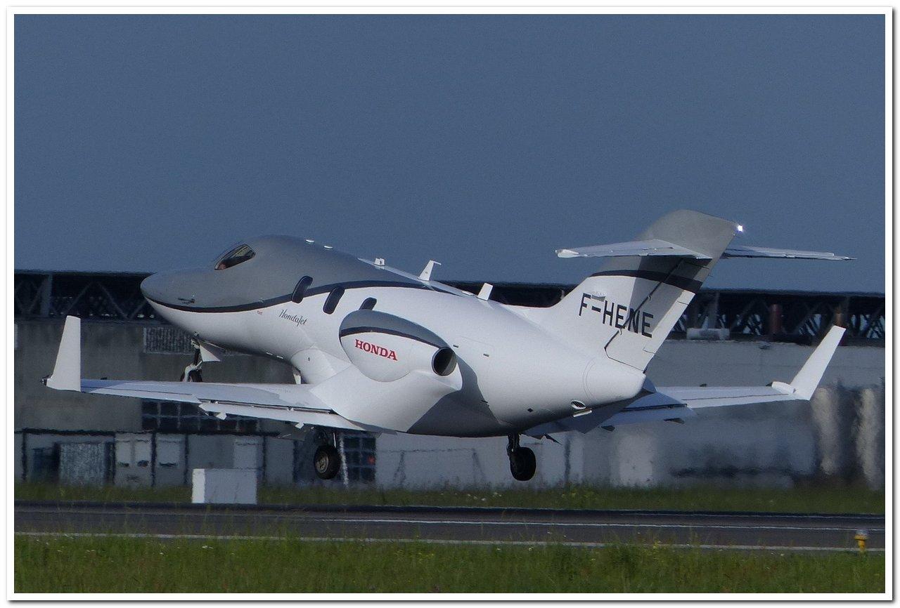 [BIZ JETS] L'Aviation d'Affaires de 2017...   Hondaj13