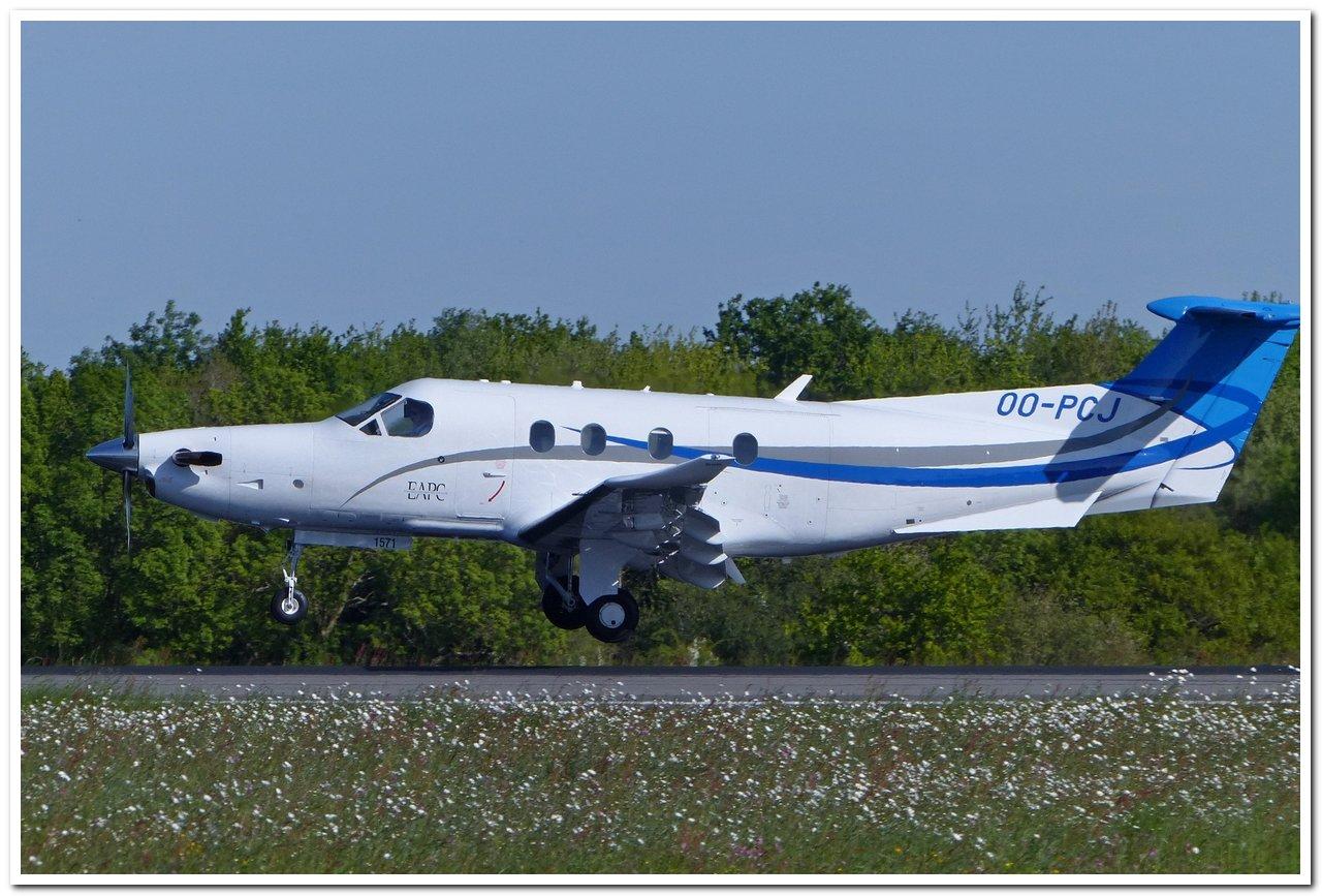 [BIZ JETS] L'Aviation d'Affaires de 2017...   Pilatu11