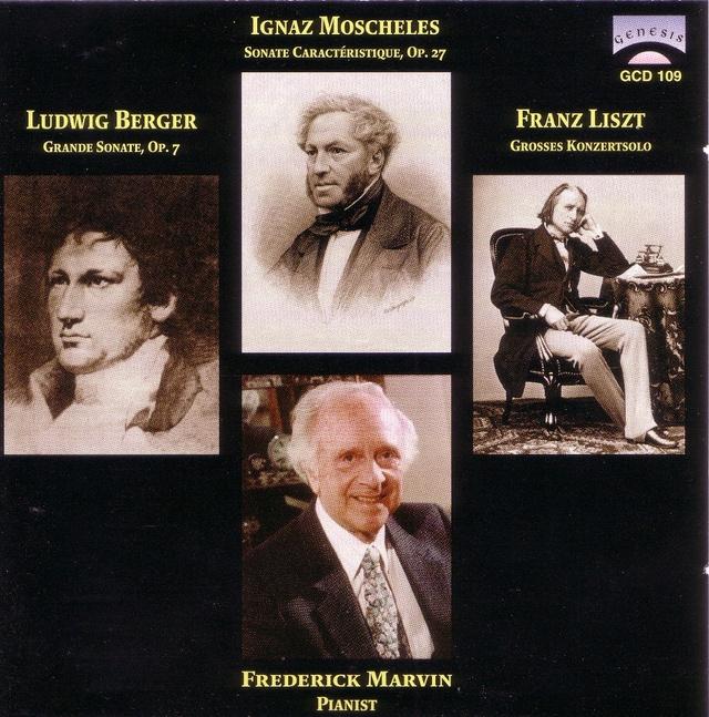 Ignaz Moscheles (1794-1870) Berger10
