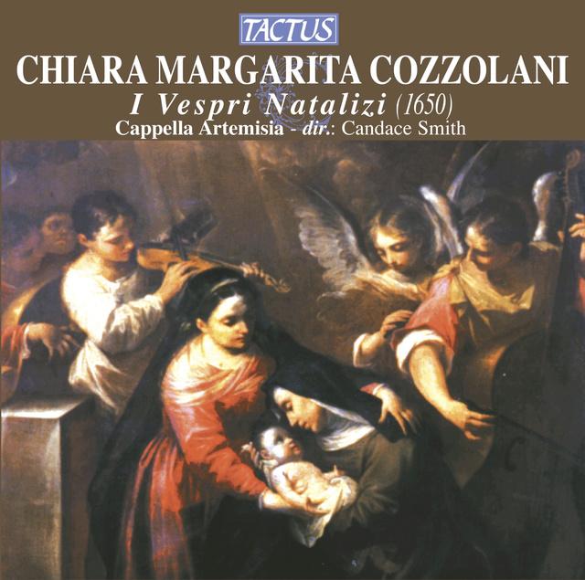 Chiara Margarita COZZOLANI (1602-1678) Cover18