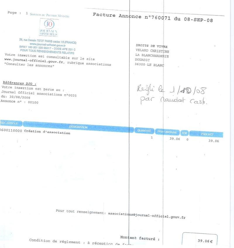 Documents déclaratifs de l'association Jo_dro10