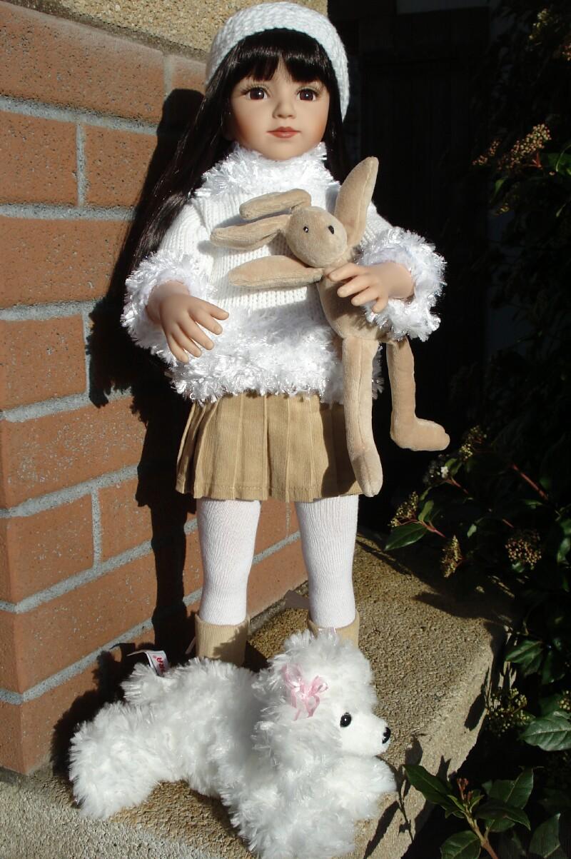 Ma petite Caroline et une petite surprise pour Noël (p.5)..... - Page 2 Dsc08910