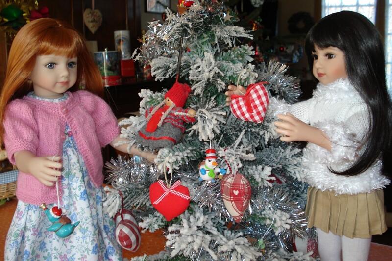 Ma petite Caroline et une petite surprise pour Noël (p.5)..... - Page 3 Dsc08918