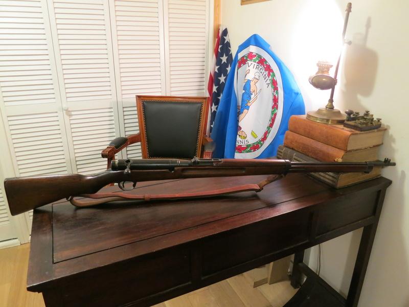 BANZAI: le fusil japonais ARISAKA type 38 Img_2434