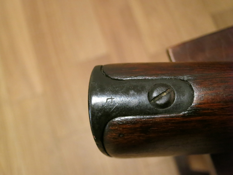 BANZAI: le fusil japonais ARISAKA type 38 Img_2440
