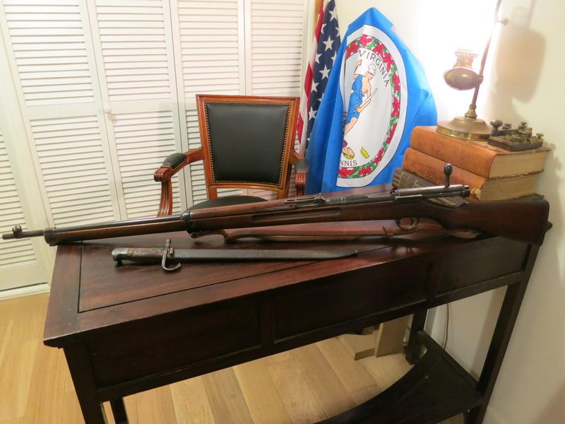 BANZAI: le fusil japonais ARISAKA type 38 Img_2515