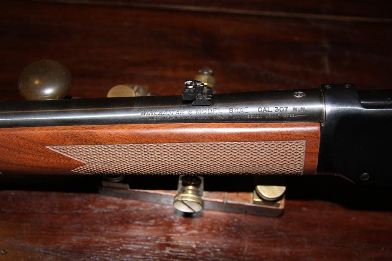 "Winchester MODEL 94 A.E. ""Big Bore"" en calibre .307 [1894] Img_5760"