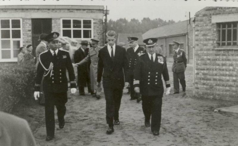 Historique de COMINAV, caserne LDV Victor BILLET Naamlo10