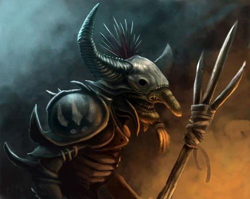 Description des Lieux et monstres présents Gnome-12