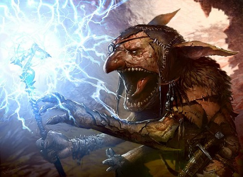 Description des Lieux et monstres présents Gnome-13