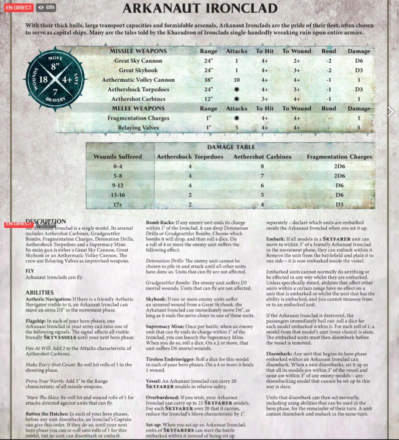 [New Duardin] Tout sur Kharadron Overlords - Page 2 810