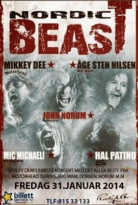 Nordic Beast 14598010
