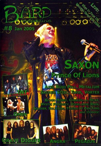 Saxon et la presse Bardma10