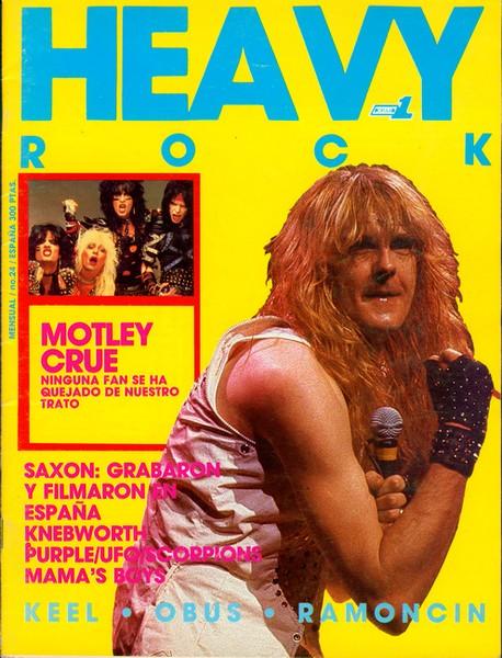 Saxon et la presse Heavy_10