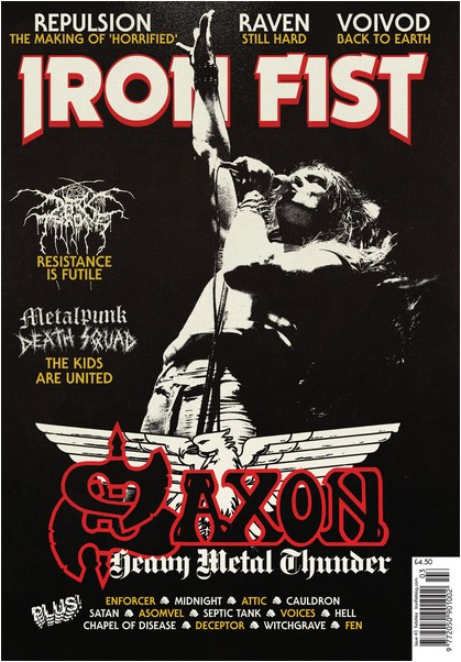 Saxon et la presse Iron_f10