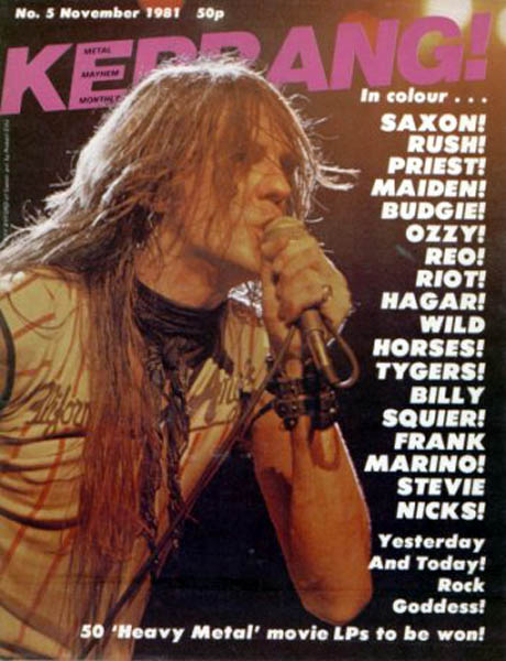 Saxon et la presse Kerran10